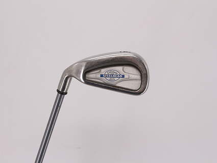 Callaway X-14 Single Iron 5 Iron Callaway Big Bertha Graphite Regular Left Handed 38.0in