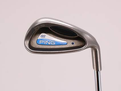 Ping G2 Single Iron Pitching Wedge PW 47° Ping CS Lite Steel Stiff Right Handed Blue Dot 35.5in