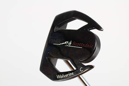 Ping Scottsdale Wolverine Center Putter Face Balanced Steel Left Handed Black Dot 35.0in
