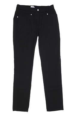 New Womens Daily Sports Lyric Pants 8 Black MSRP $139 001/265