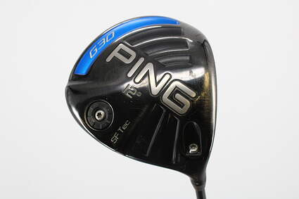 Ping G30 SF Tec Driver 12° Ping TFC 80D Graphite Senior Right Handed 43.75in