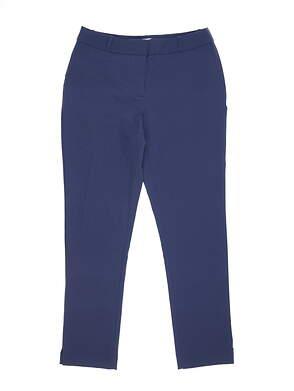 New Womens Fairway & Greene Golf Pants 6 Blue MSRP $120 I12183