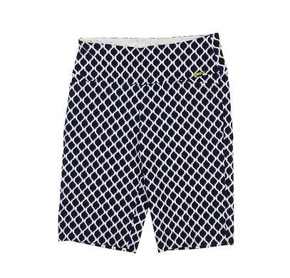 New Womens Swing Control Golf Shorts 2 Multi MSRP $116 M2010SW