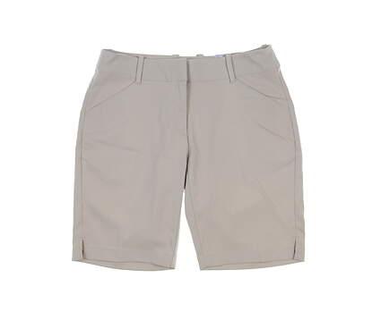 New Womens Callaway Golf Shorts 4 Tan MSRP $60