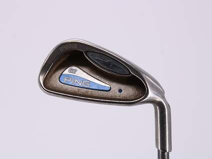 Ping G2 Single Iron 6 Iron Ping TFC 100I Graphite Regular Right Handed Blue Dot 37.0in