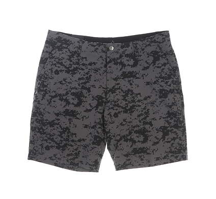 New Mens Adidas Golf Shorts 36 Gray MSRP $75 GS1893
