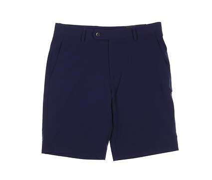New Mens Fairway & Greene Larson Tech Shorts 32 Navy Blue MSRP $85 F11550