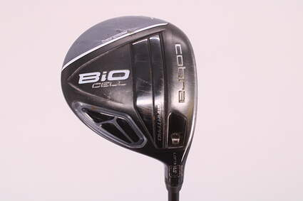 Cobra Bio Cell Silver Fairway Wood 3 Wood 3W 15.5° Project X PXv Graphite Regular Right Handed 43.0in