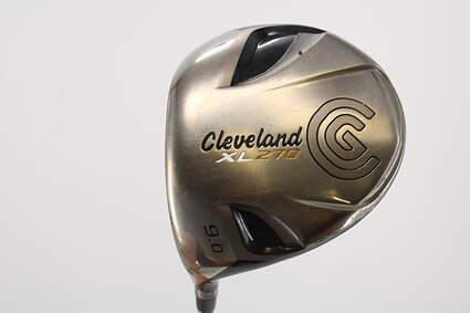 Cleveland XL 270 Driver 9° Miyazaki C.Kua 39 Graphite Regular Left Handed 46.5in