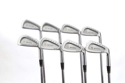 Miura CB-301 Iron Set 3-PW Nippon NS Pro 950GH Steel Regular Right Handed 38.5 in