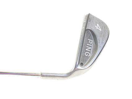 Ping Karsten III Single Iron 4 Iron Ping ZZ Lite Steel Stiff Right Handed Black Dot 38.25 in
