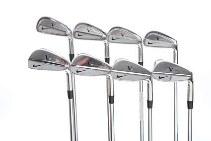 Nike VR Forged Pro Combo Iron Set 3-PW FST KBS Tour Steel Stiff Right Handed 38 in