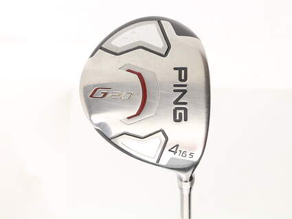 Ping G15 Fairway Wood 4 Wood 4W 16.5* Ping TFC 169F Graphite Ladies Right Handed 42.25 in
