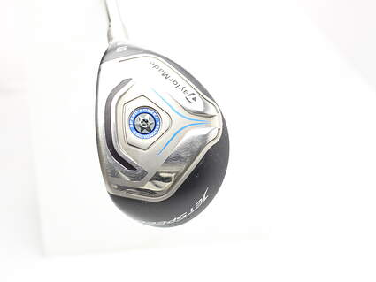 TaylorMade Jetspeed 5 Hybrid 25* TM Matrix VeloxT 49 Graphite Ladies Right Handed 37.5 in