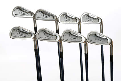 Mizuno MX 15 Iron Set 3-PW Stock Graphite Shaft Graphite Regular Right Handed 38 in