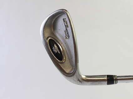 Cobra SS Oversize Single Iron 9 Iron Stock Steel Shaft Steel Regular Left Handed 35.75 in