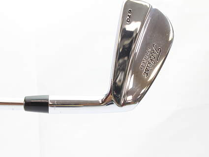 Tour Issue Titleist 670 Forged Single Iron 4 Iron True Temper Dynamic Gold X100 Steel X-Stiff Right Handed