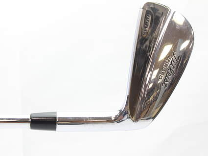 Tour Issue Titleist 690.MB Forged Single Iron 5 Iron True Temper Dynamic Gold X100 Steel X-Stiff Right Handed