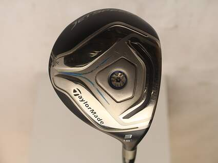 Tour Issue TaylorMade Jetspeed Fairway Wood 3 Wood 3W 15* Mitsubishi Diamana Kai'li 80 Graphite X-Stiff Right Handed 42.75 in