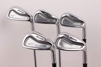 Mizuno MP-H4 Iron Set 6-PW Dynalite Gold XP S300 Steel Stiff Right Handed