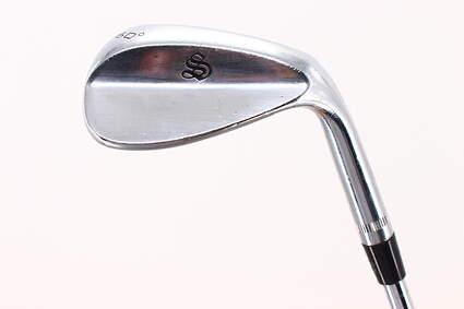 Scratch 8620 Milled Driver Slider Wedge Lob LW 60* True Temper Dynamic Gold Steel Wedge Flex Right Handed 35.5 in