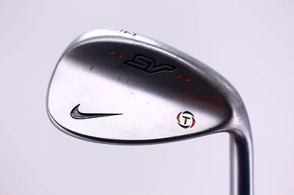 Nike SV Tour Chrome Gap GW 52° 10 Deg Bounce True Temper Dynamic Gold S400 Steel Stiff Right Handed 35.5in