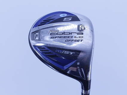 Cobra 2008 Speed LD M OS 5 Wood 5W Graphite Design Tour AD YS Fwy Graphite Regular Right Handed 42.5in