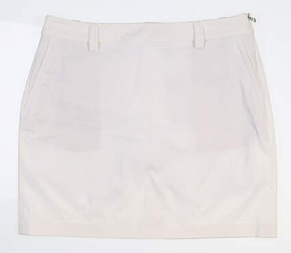 Brand New 10.0 Womens Ralph Lauren Golf Skort 10 White