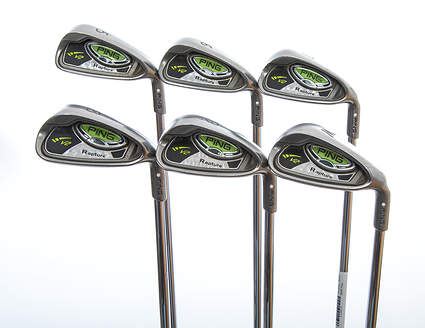Ping Rapture V2 Iron Set 5-PW Ping AWT Steel Regular Right Handed White Dot 39.0in