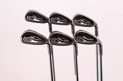 Ping K15 Iron Set 6-PW SW Ping AWT with Cushin Insert Steel Regular Right Handed Orange Dot 37.25in