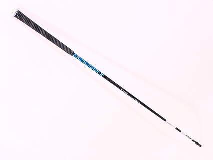 Used W/ Adapter Fujikura Atmos Blue Tour Spec 6 Driver Shaft Regular 44.25in Left Handed Cobra Adapter