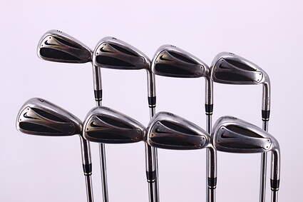 Nike Slingshot OSS Iron Set 3-PW True Temper Dynamic Gold R300 Steel Regular Right Handed 38.0in
