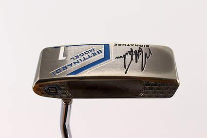 Bettinardi Kuchar Series Model 1 Putter Steel Right Handed 35.0in