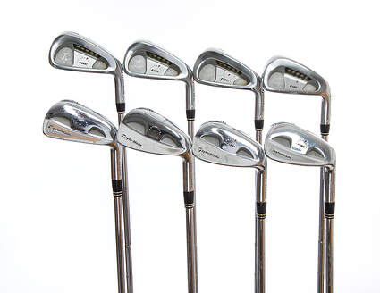 TaylorMade Rac MB Iron Set 3-PW True Temper Steel Stiff Right Handed 38.25in