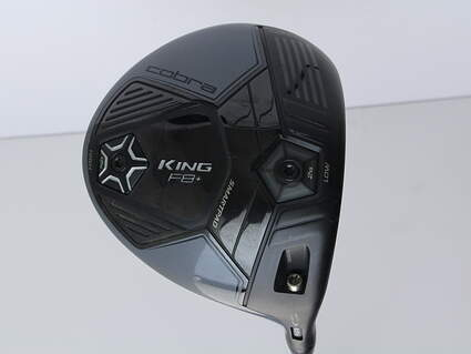 Cobra King F8 Plus Driver 9.5° Project X Even Flow Blue 65 Graphite Stiff Right Handed 45.0in