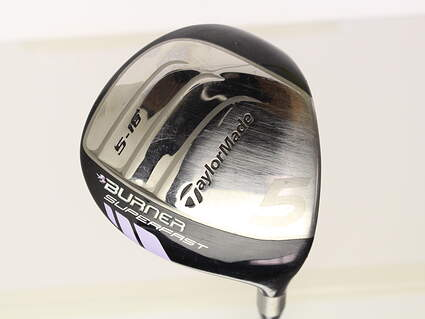 TaylorMade Burner Superfast 5 Wood 5W 18° TM Burner Superfast 48 Graphite Ladies Right Handed 41.75in