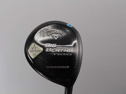 Callaway Big Bertha V Series 7 Wood 7W 2nd Gen Bassara E-Series 52 Graphite Regular Right Handed 43.0in