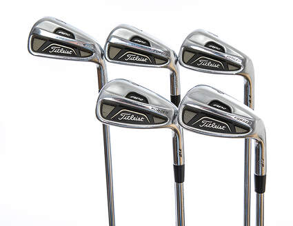 Titleist 712 AP2 Iron Set 6-PW True Temper Dynamic Gold R300 Steel Regular Right Handed 37.5in