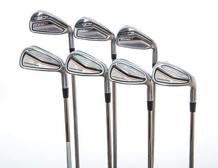 aadb44cb2e4b Cobra King Forged Tour Iron Set | 2nd Swing Golf