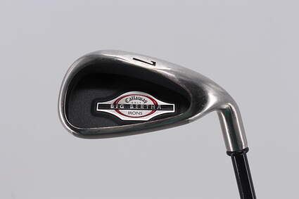 Callaway 2002 Big Bertha Single Iron 7 Iron  