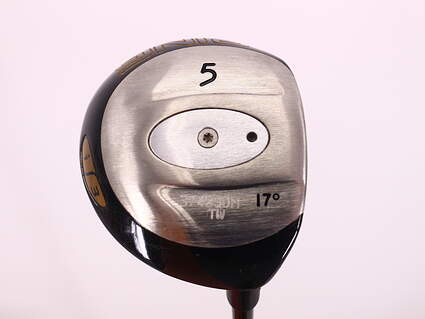 Tour Issue Ping i3 Fairway Wood 5 Wood 5W 17° Stock Graphite Shaft Graphite Stiff Right Handed 42.5in