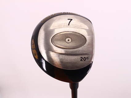 Ping i3 Fairway 7 Wood 7W 20° Fenwick World Class Ultralite 5.0 Shaft Graphite Regular Right Handed 42.25in