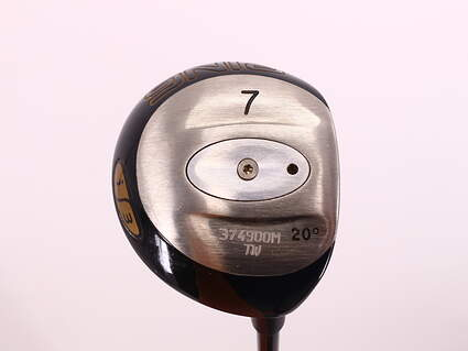 Ping i3 Fairway Wood 7 Wood 7W 20° Stock Graphite Shaft Graphite Stiff Right Handed 41.75in