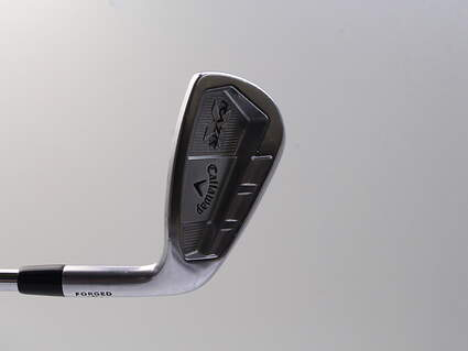 Callaway Razr X Forged Single Iron Pitching Wedge PW Project X Flighted 6.0 Steel Stiff Right Handed 35.5in