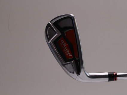 Cobra AMP Single Iron 7 Iron True Temper Dynalite 90 Steel Regular Left Handed 37.25in