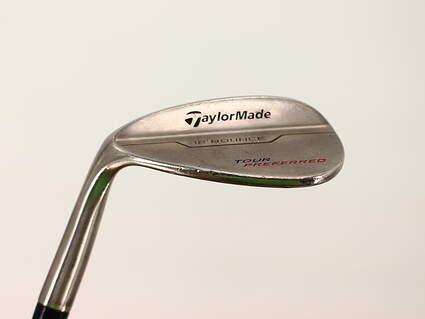 TaylorMade 2014 Tour Preferred Bounce Sand SW 56° 12 Deg Bounce True Temper Dynamic Gold S300 Steel Stiff Left Handed 35.5in