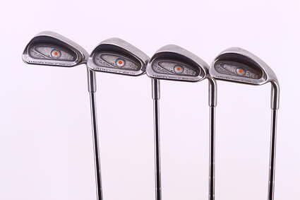 Ping Eye 2 Iron Set 8-PW SW Ping ZZ Lite Steel Stiff Right Handed Orange Dot 36.0in