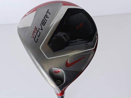Nike VRS Covert 2.0 Driver 8.5° Mitsubishi Kuro Kage Black 50 Graphite Stiff Left Handed 45.25in