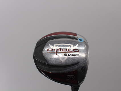 Callaway Diablo Edge 3 Wood 3W Callaway Diablo Edge Fairway Graphite Regular Right Handed 43.25in