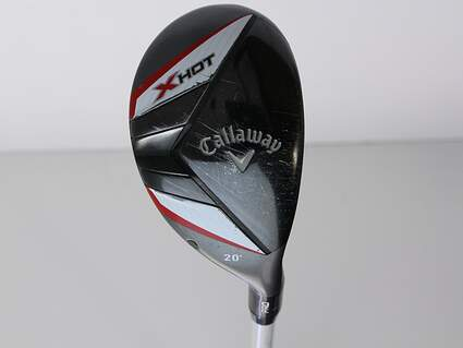 Callaway X Hot N14 3 Hybrid 20° Project X PXv Graphite X-Stiff Right Handed 40.5in
